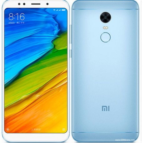 Smartphone Xiaomi Note 5 Plus, Blue