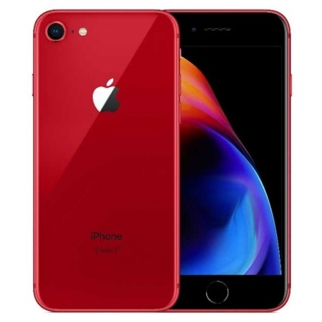 Smartphone Apple iPhone 8, 256 GB, RED