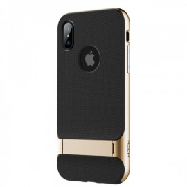 Husă Case Protectoare Apple , pentru iPhone X, Gold