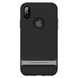 Husă Case Protectoare Apple , pentru iPhone X, Space Grey