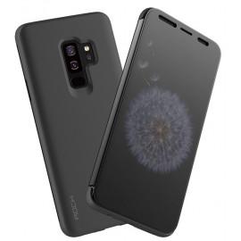 Husa ROCK Flip Wallet pentru Samsung Galaxy S9, Black