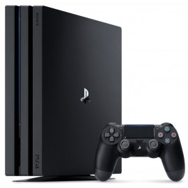 Sony Playstation 4 PRO, 1TB, Black