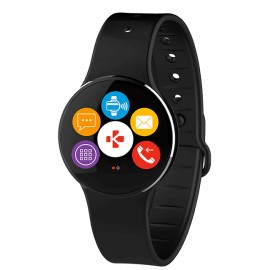 Smart Watch MyKronoz ZeCircle2, Black