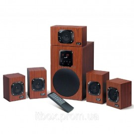 Boxe Genius SW-HF5.1 4600 Wooden