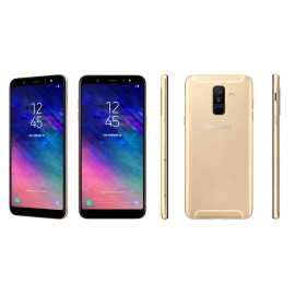 Smartphone Samsung Galaxy A6 Plus Gold