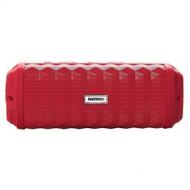 Boxa Remax bluetooth speaker RB-M12 Red