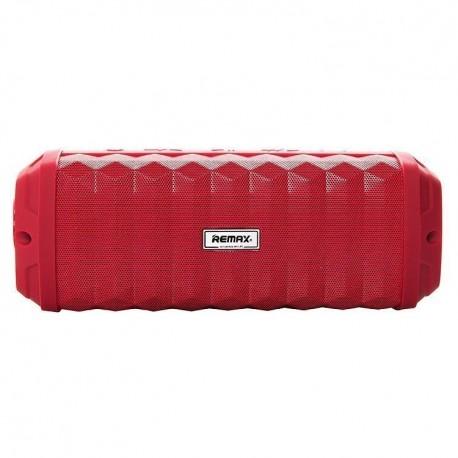 Boxa Remax bluetooth speaker RB-M12 Red