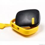 Boxa Remax bluetooth speaker X2 mini Yellow