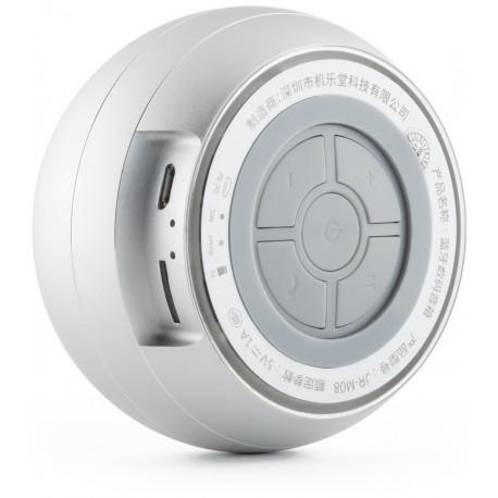 Boxa Joyroom bluetooth speaker M08 Silver