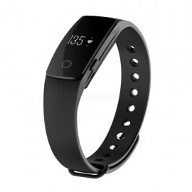 Smart band iDO ID107 Plus HR, Black