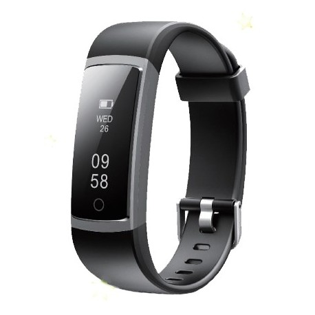 Smart band iDO ID128HM, Black