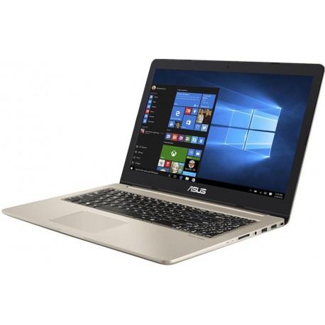 Laptop ASUS N580VD, Gold Metal