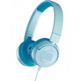 Casti JBL JR300 Ice Blue