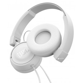 Casti JBL T450 White