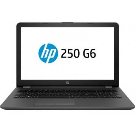 Laptop HP 250 G6 Dark Ash Silver
