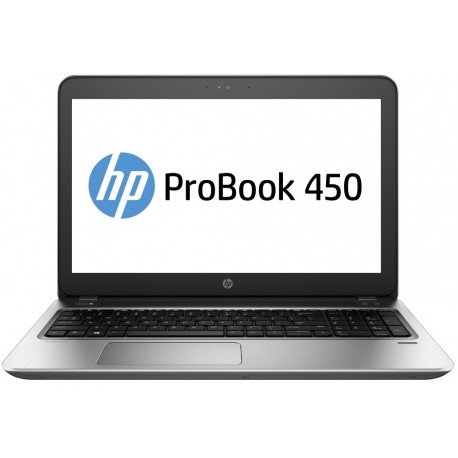 Laptop HP ProBook 450 Matte Silver Aluminum