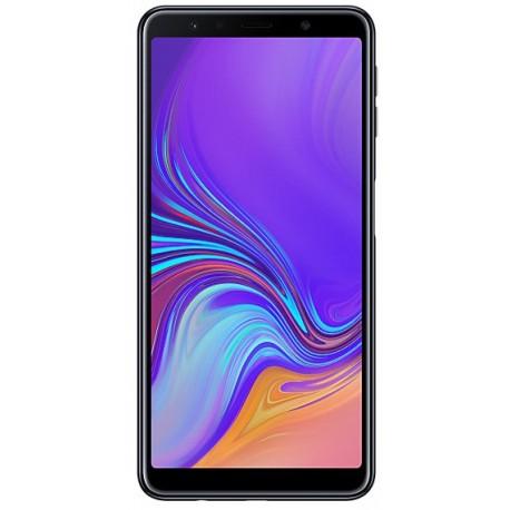 Smartphone Samsung Galaxy A7 2018, Black
