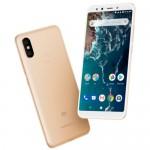 Smartphone Xiaomi Mi A2 Gold