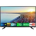 Televizor BRAVIS 43E6000 Smart + T2 Black