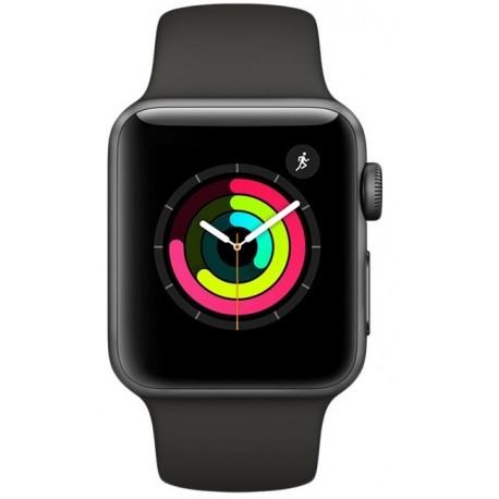 Smartwatch Apple series 3 Silver Aluminium