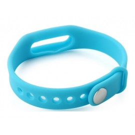 Bratara din silicon pentru Xiaomi Mi Band Strap for MiBand 2, Blue