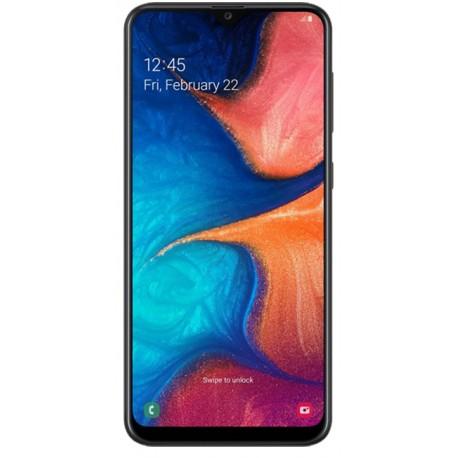 Smartphone Samsung A205 Galaxy A20 Black