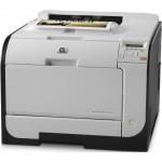 Imprimanta laser color HP Color LaserJet Pro 400 M451DN White